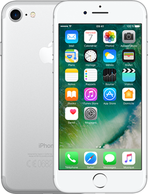 Iphone 7 seul comparateur de prix go forfait for Prix telephone seul